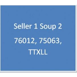 Seller 1 Soup 2